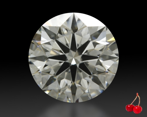 0.69 ct H VS2 Expert Selection Round Cut Loose Diamond