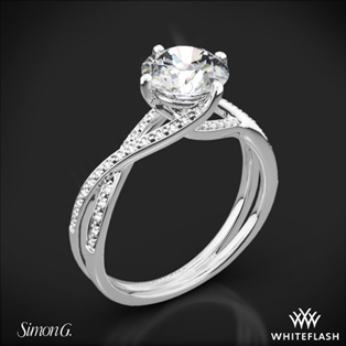 sasha royal rings primak js side products nine engagement prong ring stone diamond platinum