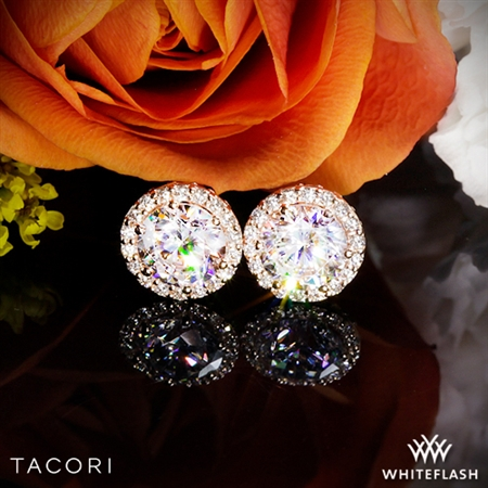 Tacori FE670 Diamond Earring