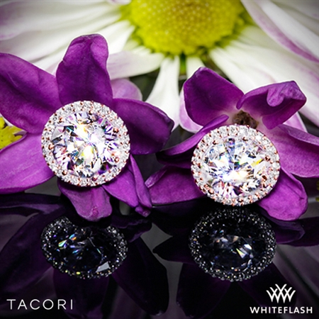 Tacori FE 670 Diamond Earrings