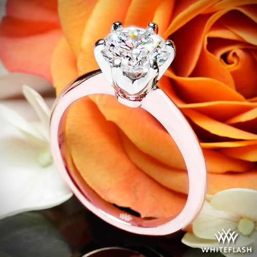 Elegant Solitaire Engagement Ring