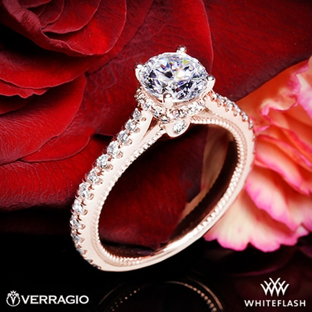 Verragio ENG-0460R Couture Diamond Engagement Ring