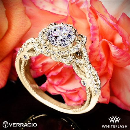 Verragio INS-7087R Insignia Diamond Engagement Ring