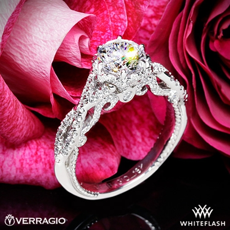 Verragio INS-7091R Insignia Diamond Engagement Ring