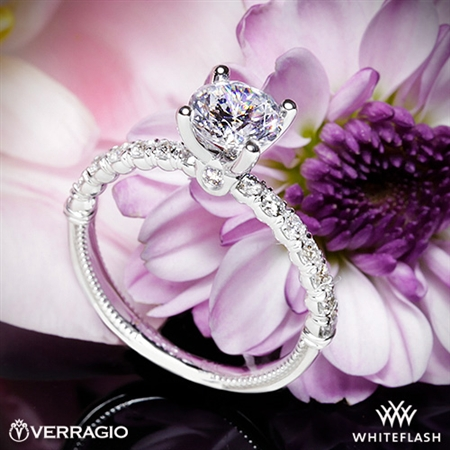 Verragio V-950-R2.0 Renaissance Diamond Engagement Ring