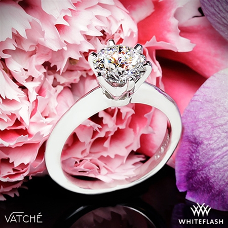 The ring is fascinating and the service from Whiteflash is pleasing