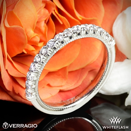 Verragio V-951-W2.0 Renaissance Diamond Wedding Ring
