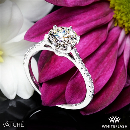 It is the most beautiful diamond ring that I have ever seen