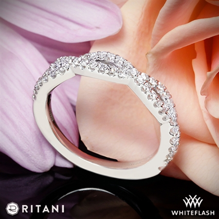 Ritani 21318 Diamond Wedding Ring