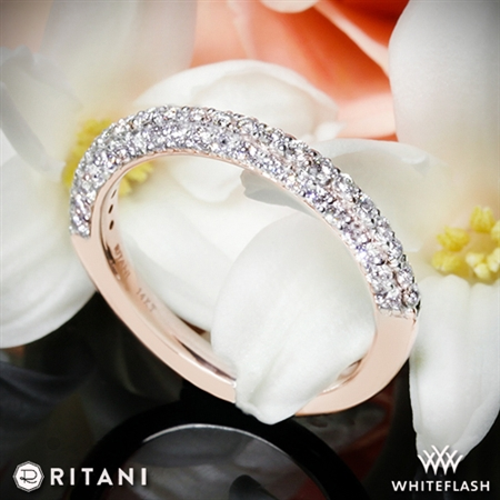 Ritani 21340 Diamond Wedding Ring