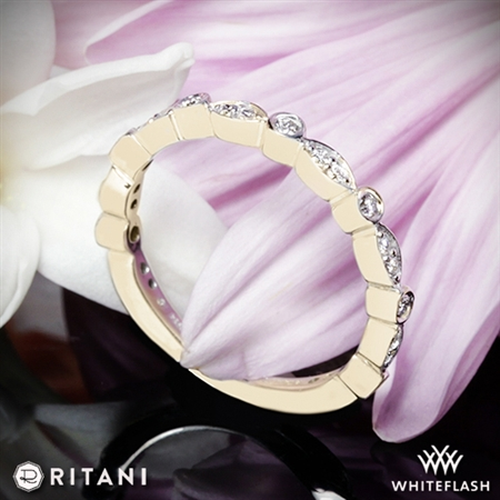 Ritani 21503 Diamond Wedding Ring
