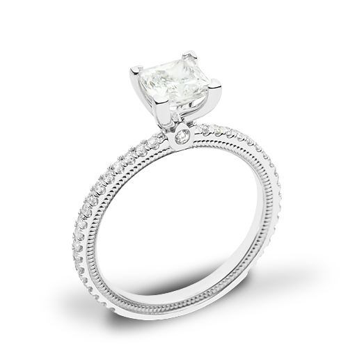 Verragio Tradition TR120P4 Diamond 4 Prong Engagement Ring