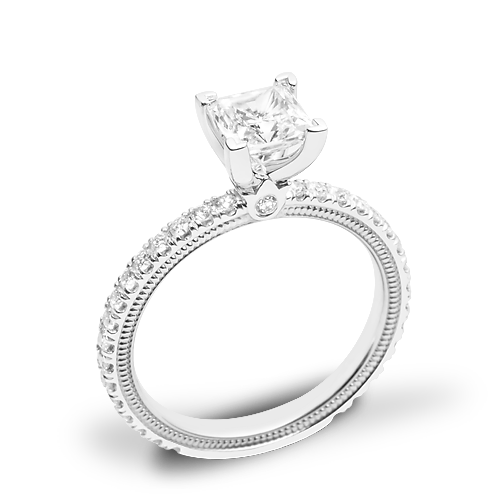 Verragio Tradition TR150P4 Diamond 4 Prong Engagement Ring
