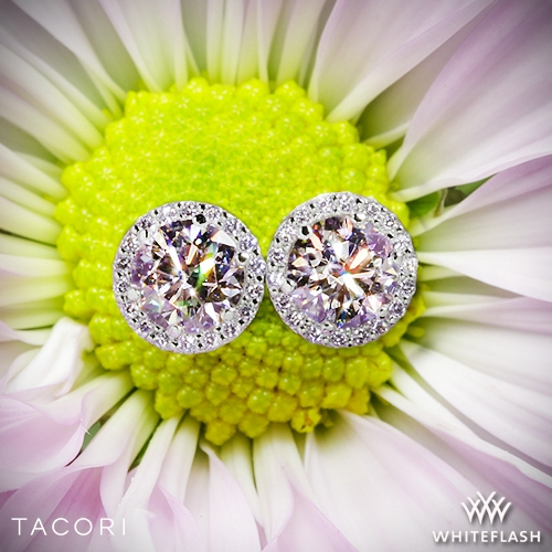 Tacori FE 670 5 Diamond Earrings