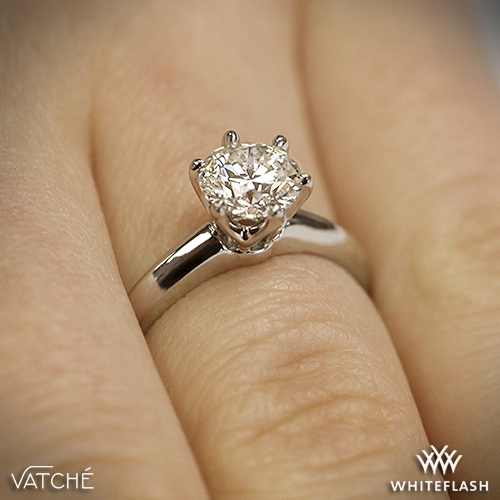 Loose Prongs Engagement Ring