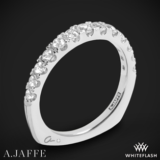 A. Jaffe MRS898 Diamond Wedding Ring