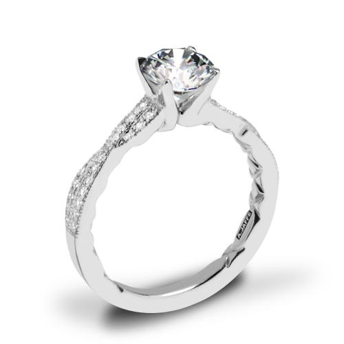 A. Jaffe ME2036Q Seasons of Love Diamond Engagement Ring