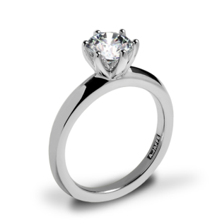 A. Jaffe ME1560 Classics Solitaire Engagement Ring