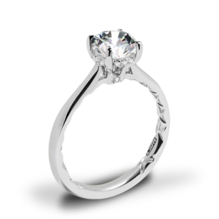 A. Jaffe ME2211Q Solitaire Engagement Ring