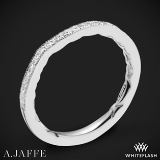 A. Jaffe MR2036Q Seasons of Love Diamond Wedding Ring