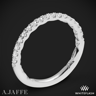 A. Jaffe MR2051Q Seasons of Love Diamond Wedding Ring