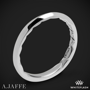 A. Jaffe MR2211Q Wedding Ring