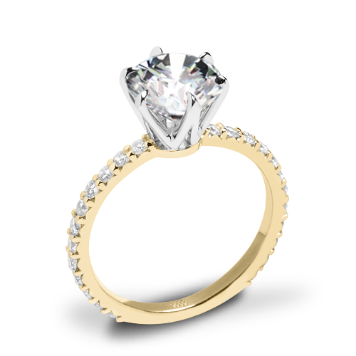 Cadence Diamond Engagement Ring