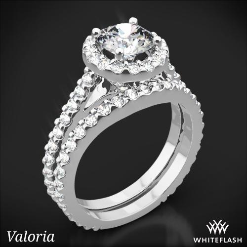 Amphora Diamond Wedding Set