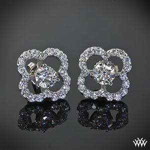 Clover Diamond Earring Jackets