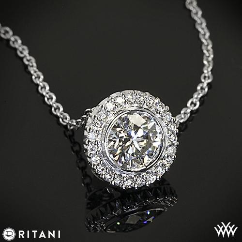 Ritani Bella Ritani Bella Vita Halo Diamond