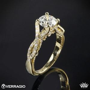 Verragio INS-7060 Intertwined Diamond Engagement Ring