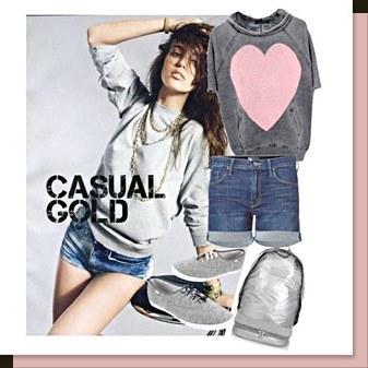 Casual & Comfy