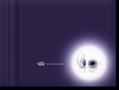 Whiteflash Wallpaper Purple